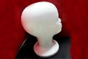 Пенопластовые головы