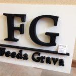 Вывеска Feeda Grava