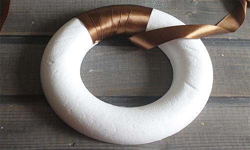 Пенопластовые кольца
