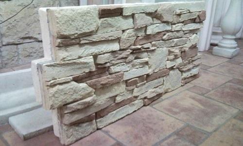 Отделка фасадов под камень