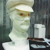 Голова мужчины - 1
