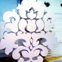Декоративный элемент для потлка