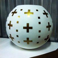 Декоративный шар