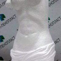 Декорации из пенопласта. Античная статуя