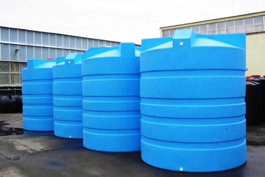 Емкости из полипропилена (баки, резервуары)