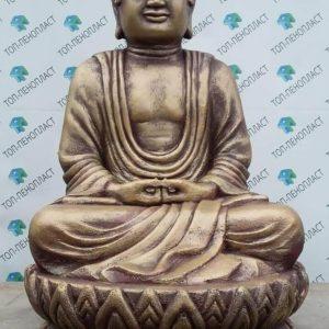 Будда. Ландшафтная фигура из пенопласта