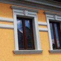 Молдинг на окна 2