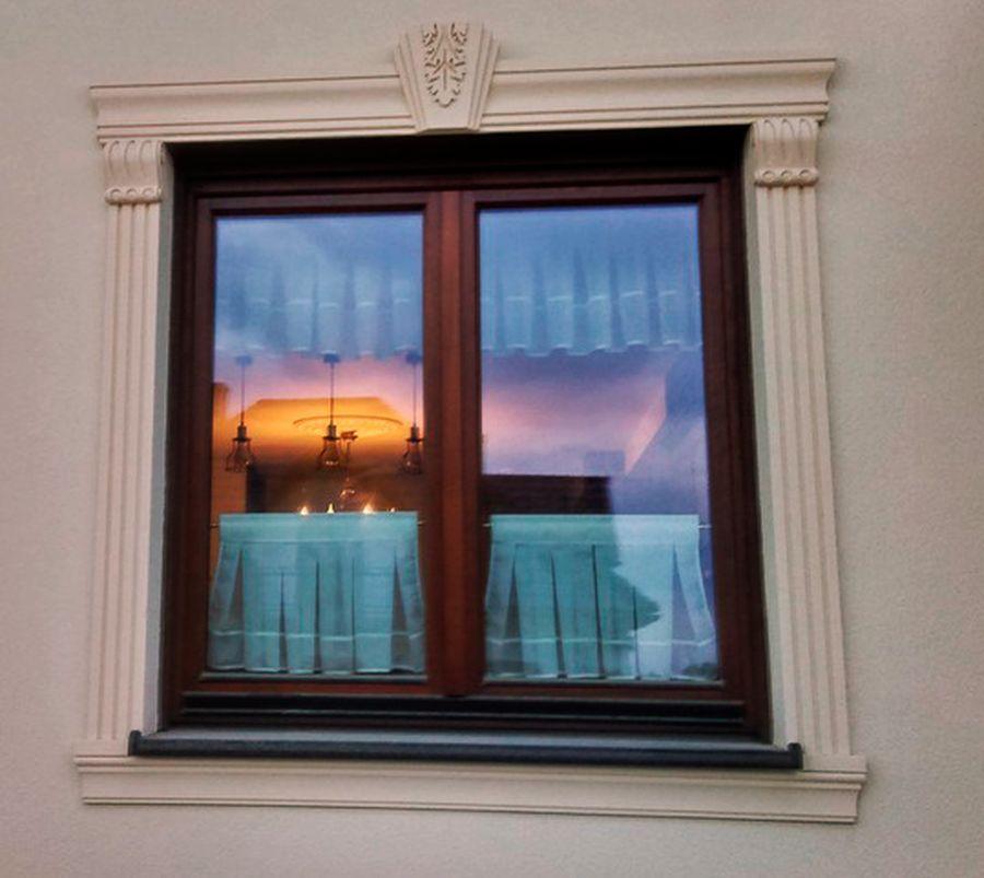 Молдинг на окна 5
