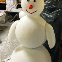 Снеговик-4