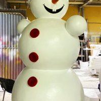 Снеговик-8